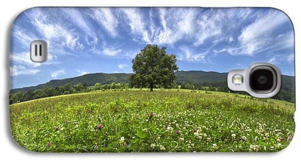 Last Tree Galaxy S4 Case by Debra and Dave Vanderlaan