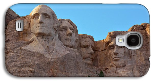 Mount Rushmore Galaxy S4 Case - Late Afternoon, Mount Rushmore National by Michel Hersen