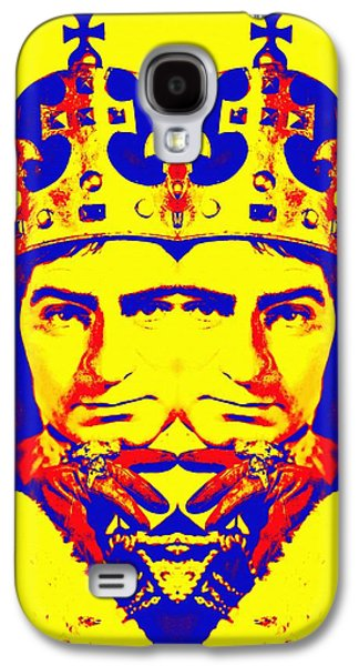 Laurence Olivier Double In Richard IIi Galaxy S4 Case