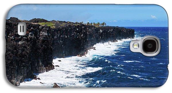 Lava Shore Galaxy S4 Case