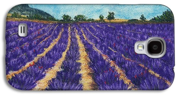Lavender Afternoon Galaxy S4 Case
