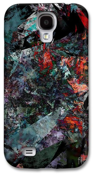 Layers Of Memories Galaxy S4 Case