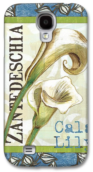 Lazy Daisy Lily 1 Galaxy S4 Case by Debbie DeWitt