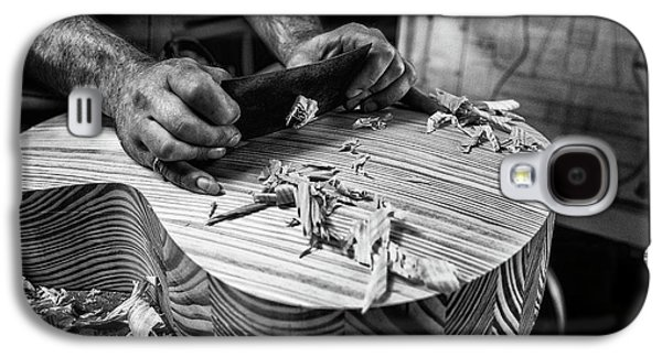 Notre Dame Galaxy S4 Case - Le Luthier by Manu Allicot