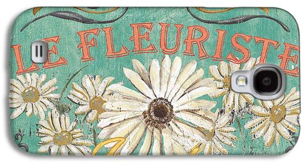 Le Marche Aux Fleurs 6 Galaxy S4 Case