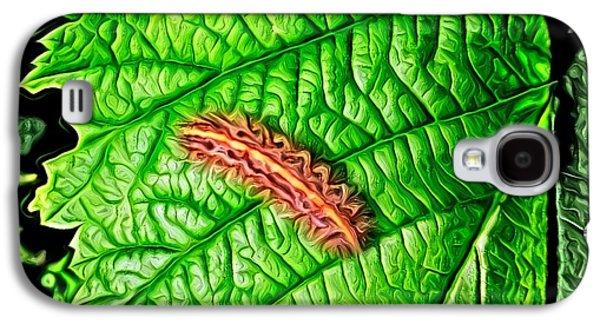 Leaf Eater Galaxy S4 Case