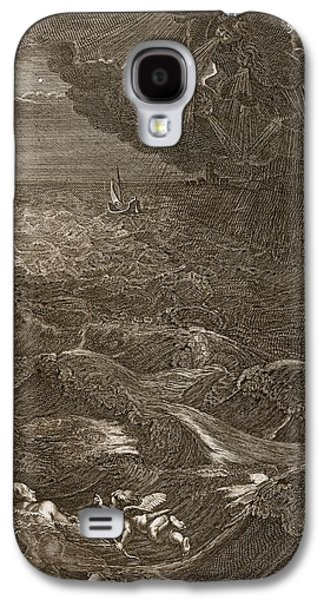 Leander Swims Over The Hellespont Galaxy S4 Case
