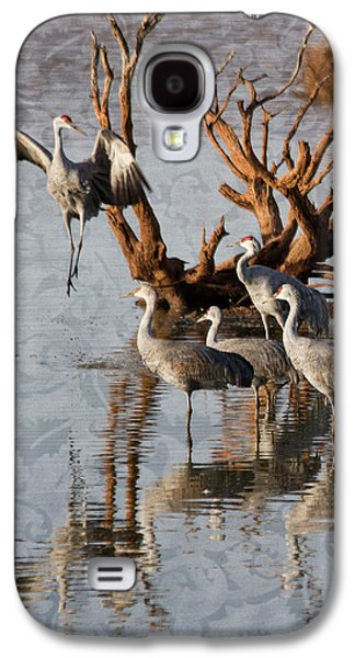 Leap Of Faith Galaxy S4 Case by Beverly Parks