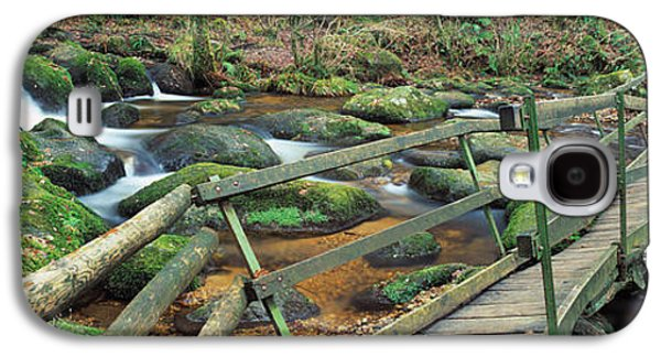 Leap Of Faith Broken Bridge, Becky Galaxy S4 Case by Panoramic Images