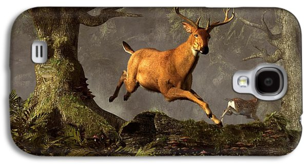 Leaping Stag Galaxy S4 Case