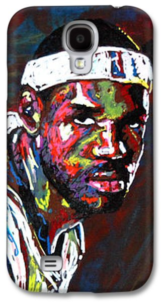 Lebron James 2 Galaxy S4 Case