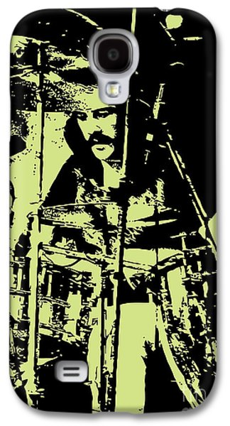 Led Zeppelin No.05 Galaxy S4 Case by Caio Caldas