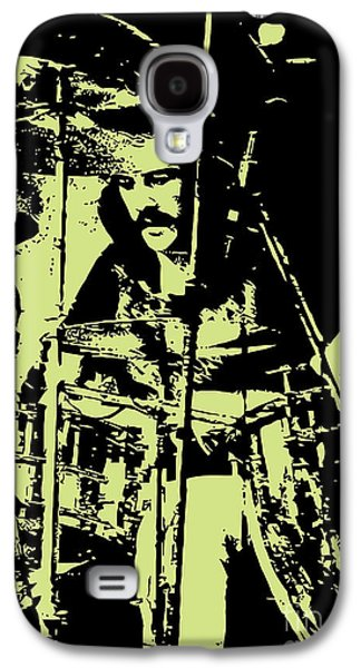 Drum Galaxy S4 Case - Led Zeppelin No.05 by Geek N Rock