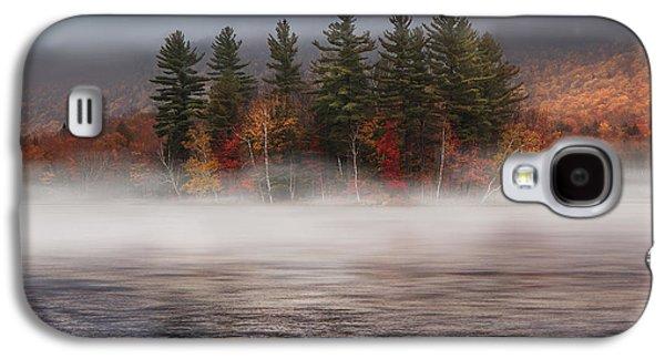 Lefferts Pond Galaxy S4 Case by Magda  Bognar