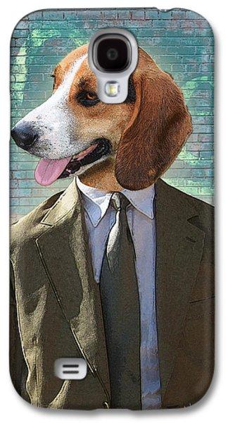 Legal Beagle Galaxy S4 Case