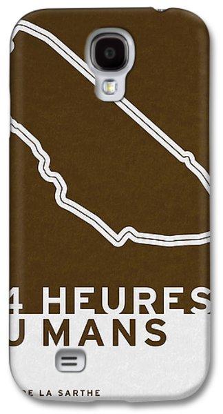 Legendary Races - 1923 24 Heures Du Mans Galaxy S4 Case by Chungkong Art