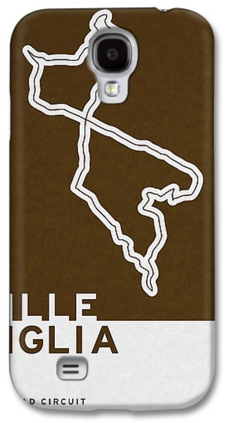 Legendary Races - 1927 Mille Miglia Galaxy S4 Case by Chungkong Art