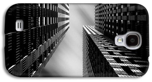 City Scenes Galaxy S4 Case - Legoland by Dave Bowman