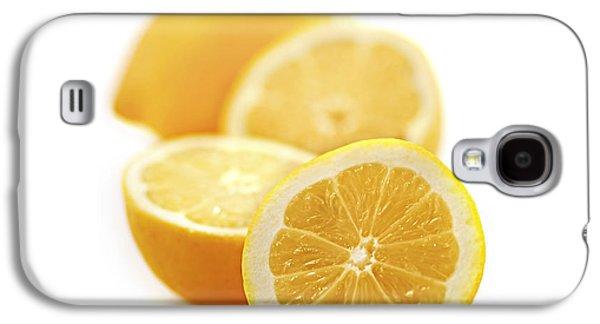 Lemons Galaxy S4 Case