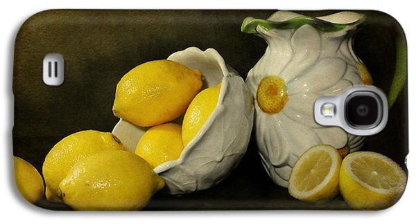 Lemons Today Galaxy S4 Case by Diana Angstadt