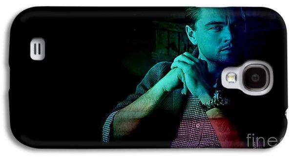 Leo Dicaprio Galaxy S4 Case