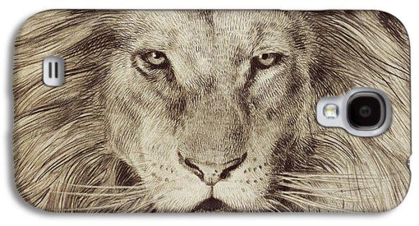 Leo Galaxy S4 Case by Eric Fan
