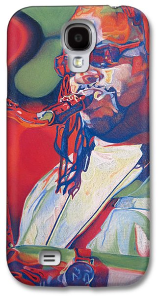 Leroi Moore Colorful Full Band Series Galaxy S4 Case by Joshua Morton