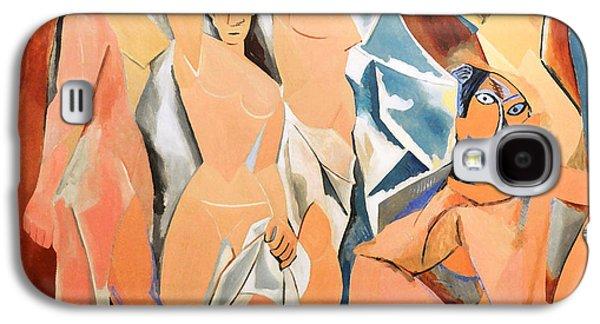 Les Demoiselles D'avignon Picasso Galaxy S4 Case