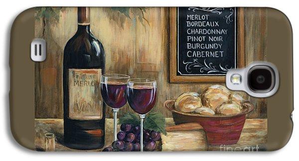 Les Vins Galaxy S4 Case by Marilyn Dunlap