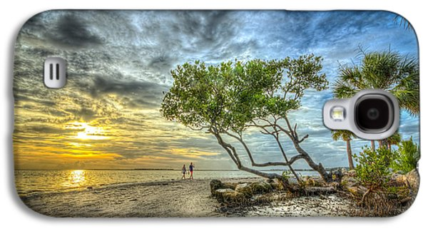 Let's Stay Here Forever Galaxy S4 Case by Marvin Spates