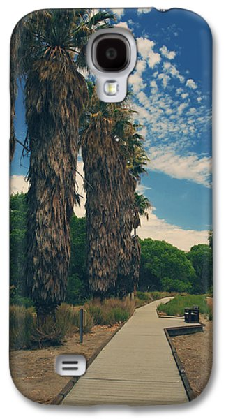 Let's Walk This Path Together Galaxy S4 Case by Laurie Search
