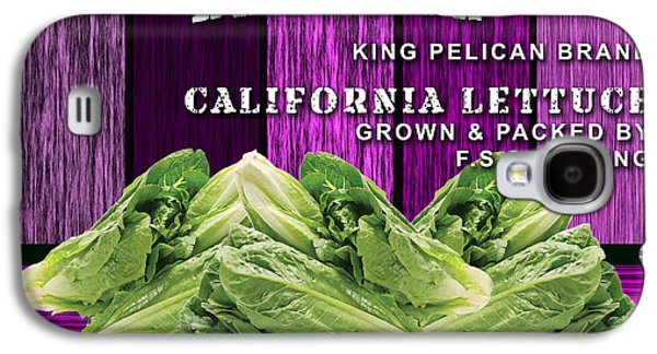 Lettuce Farm Galaxy S4 Case by Marvin Blaine