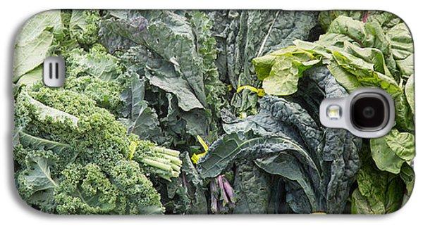 Lettuce Galaxy S4 Case - Lettuce by Rebecca Cozart