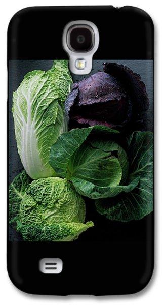 Lettuce Galaxy S4 Case by Romulo Yanes