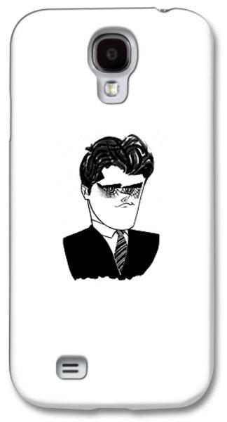 Levi Johnston Galaxy S4 Case
