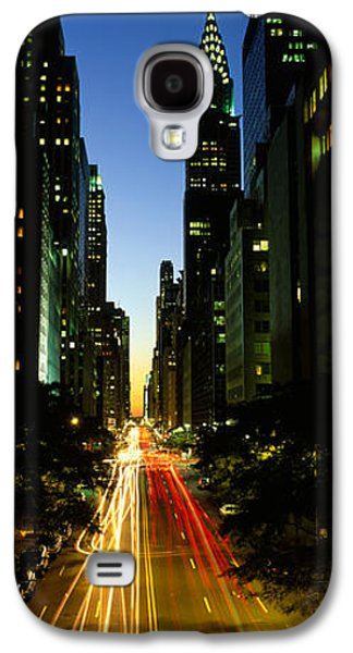 Lexington Avenue, Cityscape, Nyc, New Galaxy S4 Case by Panoramic Images