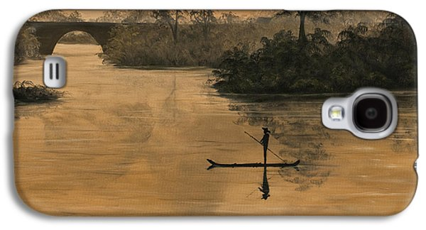 Li River China Galaxy S4 Case