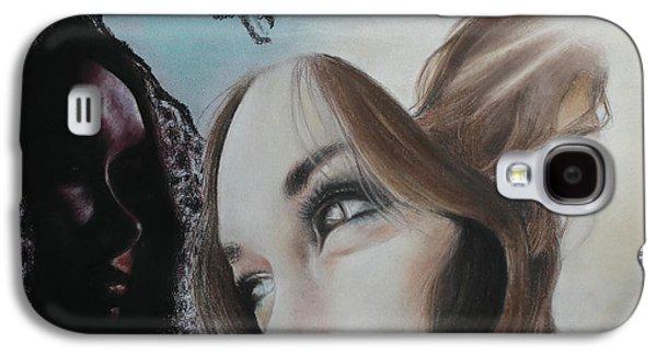 Liberation Galaxy S4 Case by Rebekah Kitzmiller