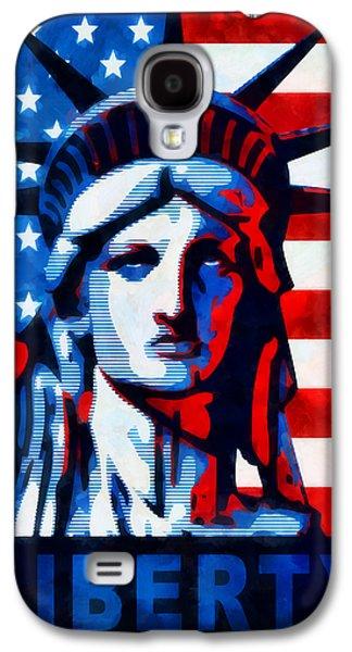 Liberty 1 Galaxy S4 Case