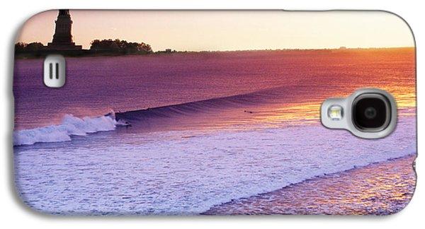 Liberty Surf Galaxy S4 Case
