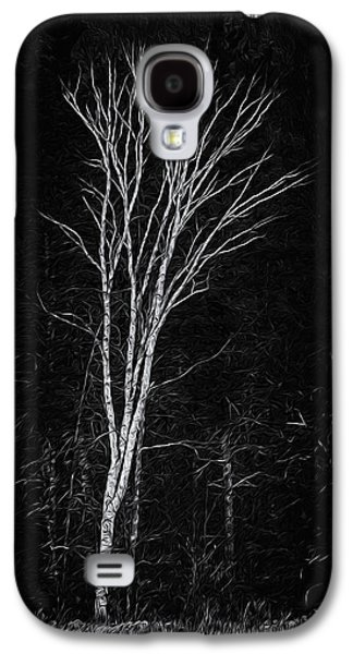 Life's A Birch No.2 Galaxy S4 Case by Mark Myhaver