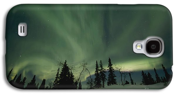 Light Dancers Galaxy S4 Case by Priska Wettstein