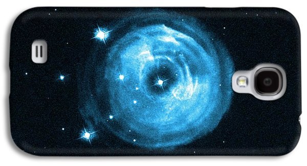Light Echoes From Exploding Star Galaxy S4 Case by Nasa, Esa And H.e. Bond (stsci)