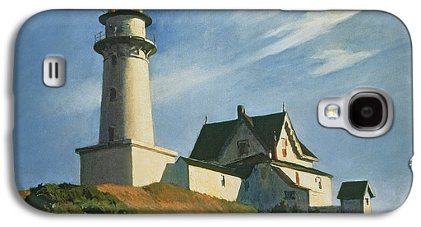 Lighthouse At Two Lights Galaxy S4 Case