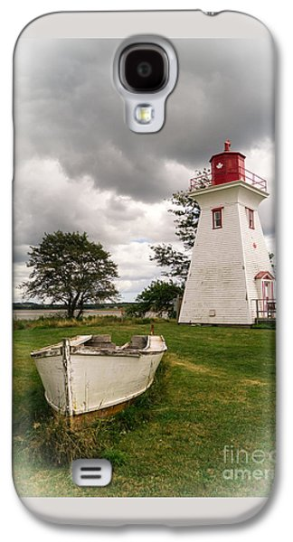 Lighthouse Victoria By The Sea Pei Galaxy S4 Case