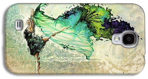 Like Air I Will Raise Galaxy S4 Case by Karina Llergo