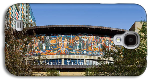 Lila Cockrell Theatre - San Antonio Galaxy S4 Case