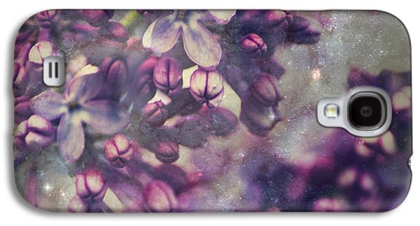 Galaxy S4 Case featuring the photograph Lilac by Yulia Kazansky