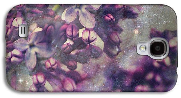 Lilac Galaxy S4 Case