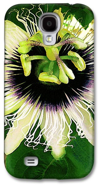 Lilikoi Flower Galaxy S4 Case by James Temple